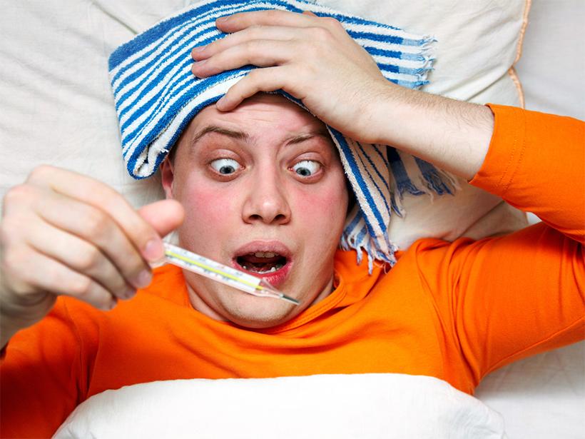 Херсонщині загрожує каліфорнійський грип