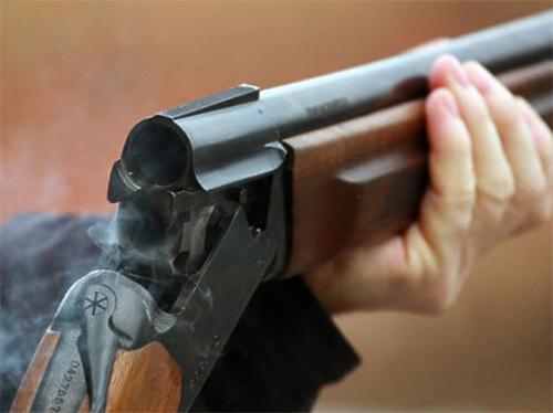 Ружье в печке нашел домовладелец на Херсонщине