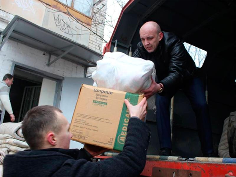 Андрій Гордєєв: Біда на Сході згуртувала херсонців