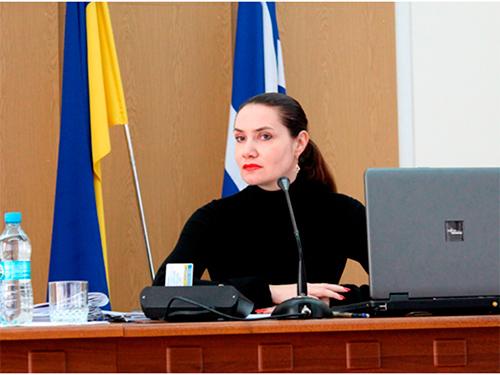 Олена Урсуленко: Наше завдання – допомогти підприємцям Херсона зберегти свою справу