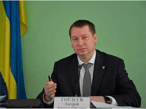 Гордєєв запропонував свою допомогу Херсонській ТЕЦ