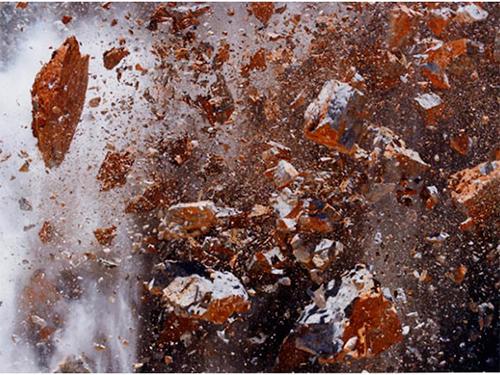 Взрыв на скупке металлолома в Новой Каховке