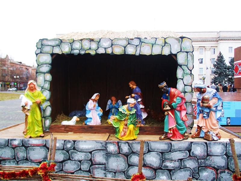Херсонцам о традициях Рождества Христова