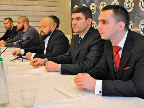 В начале года Херсон станет боксерским центром Украины