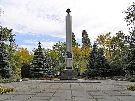 Парк Слави Нової Каховки знову постраждав від вандалів
