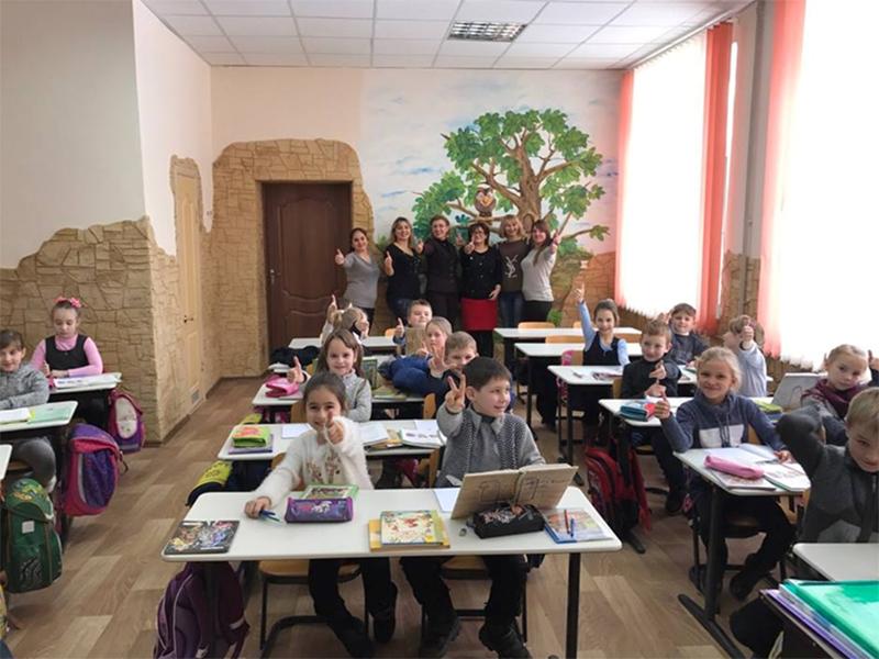 На Херсонщині є ще один шкільний клас європейського зразку