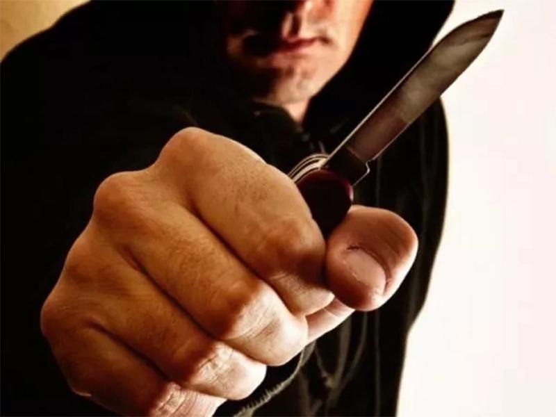 Грабитель порезал женщине лицо на Херсонщине