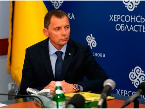 Юрій Рожков: Ми не будемо продавати власність громади Херсонщини за безцінь
