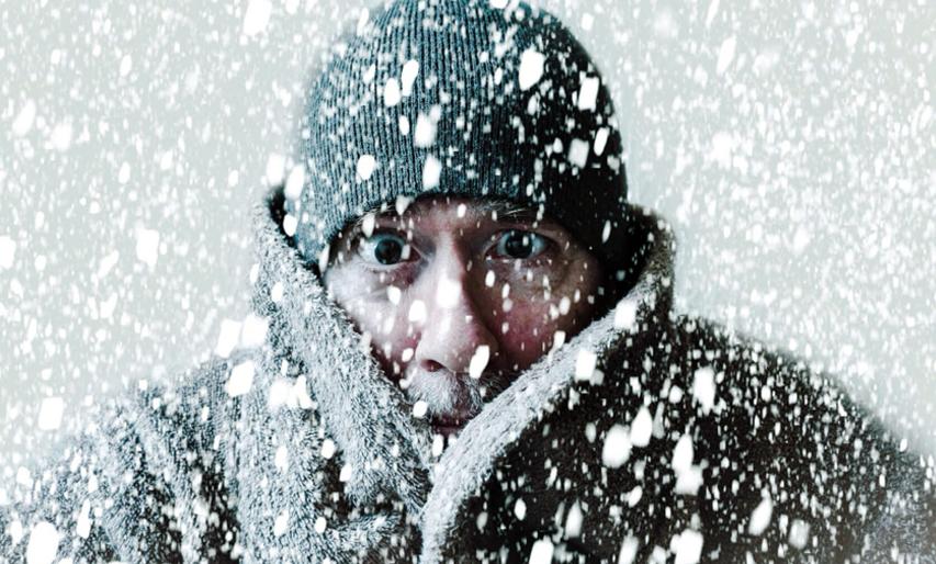 П'ятеро людей з обмороженнями і переохолодженням госпіталізували за добу на Херсонщині