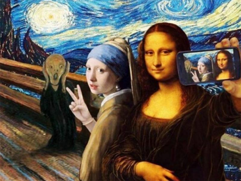 Херсонців запрошують сфотографуватися у музеї