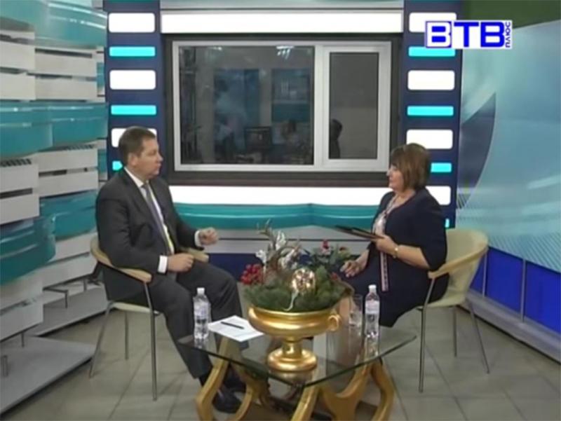 Андрій Гордєєв прозвітував про інвестиції та інфраструктуру в області