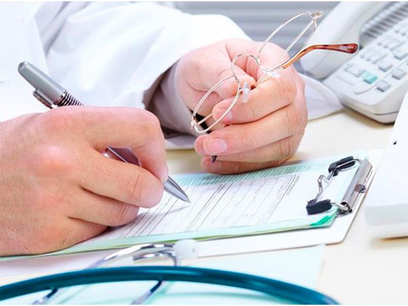 Лікарняні херсонцям видаватимуть по-новому