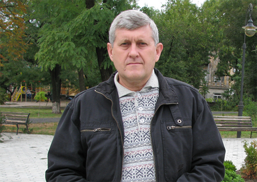 Олександр Максименко: Ми маємо відродити українське село