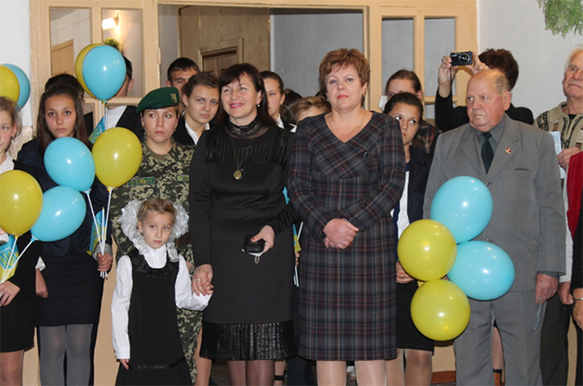 В Скадовську оновлено музей