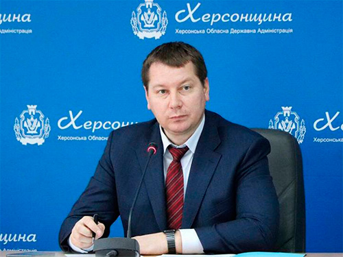 Андрій Гордєєв: 2018-й був для Херсонщини успішним і результативним