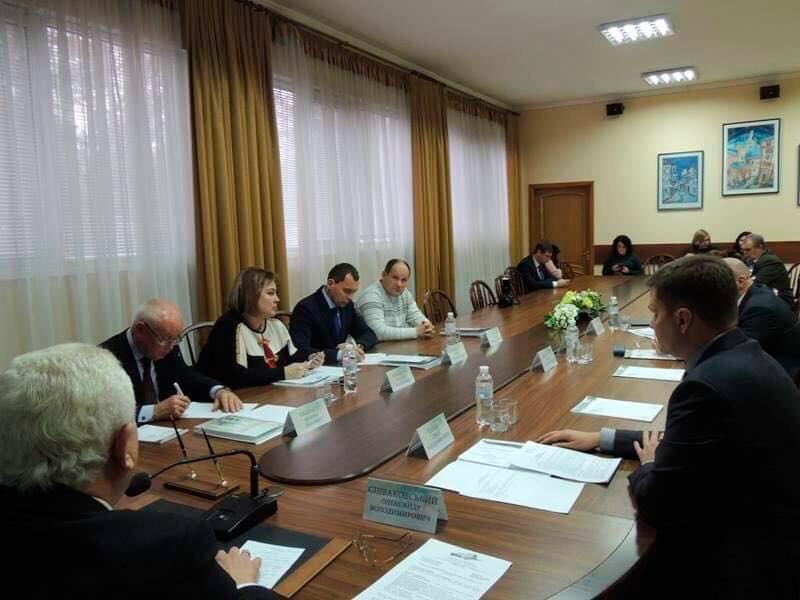 Олена Урсуленко підтримала створення Наглядової ради ХДУ