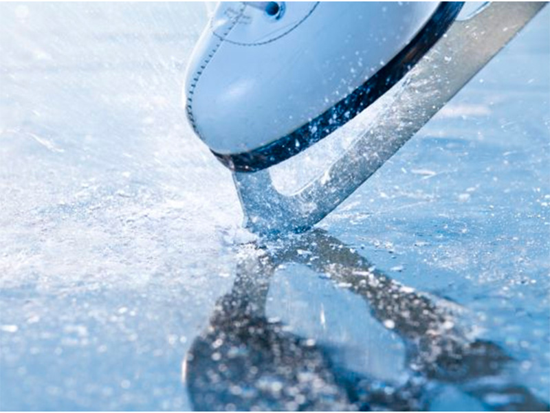В Херсоне возник конфликт на льду