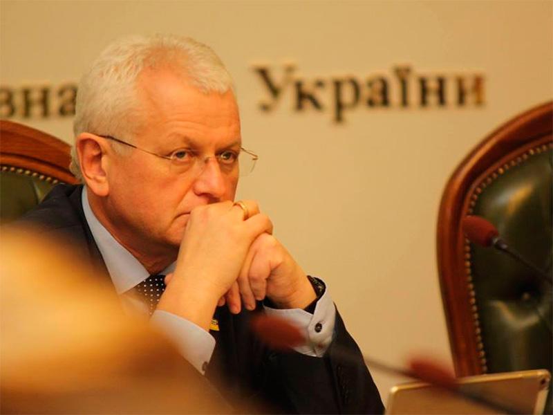 Співаковський про роботу в парламенті