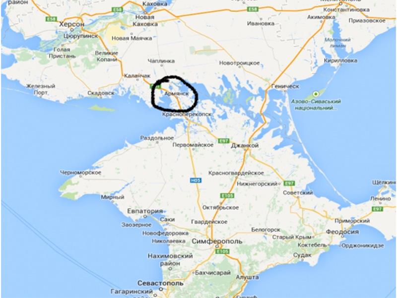 Екологічна ситуація поблизу кордону Херсонщини на контролі у Президента