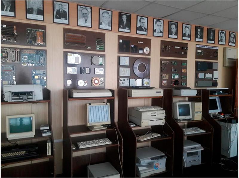 У Херсонському держуніверситеті відкрився комп'ютерний музей