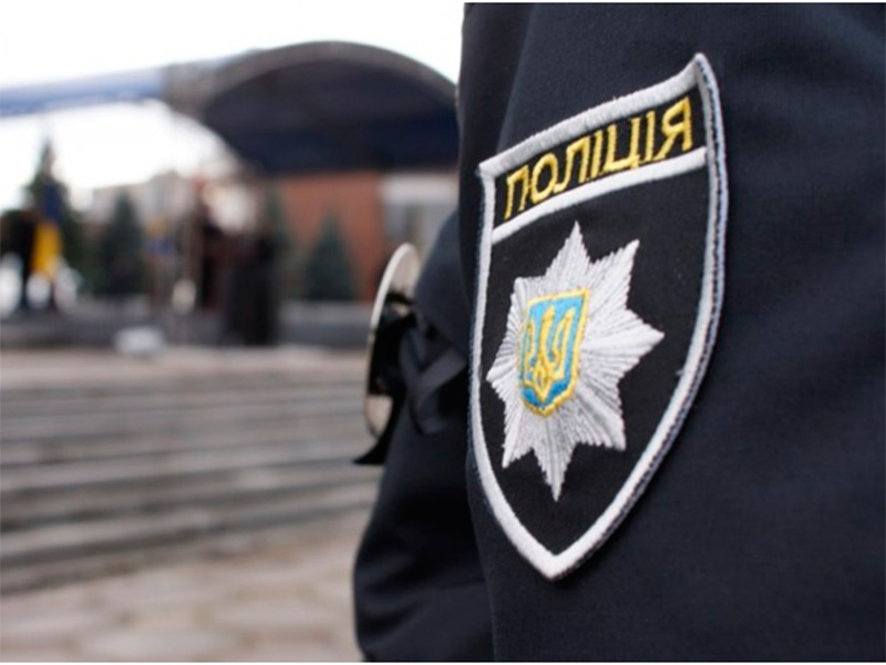 На Херсонщине зону заражения осадками с «Титана» патрулирует  полиция