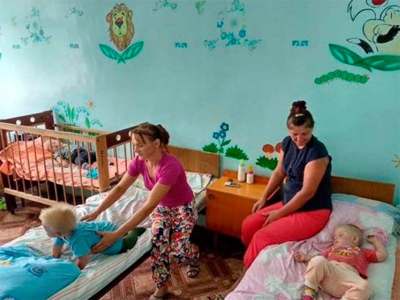 Комунальний заклад Херсонської облради прийняв дітей з отруєних територій