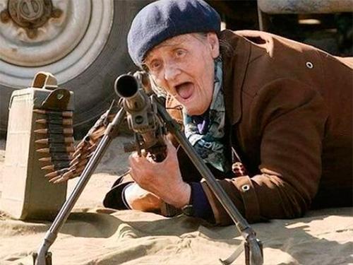Мешканці Херсонщини теж озброюються