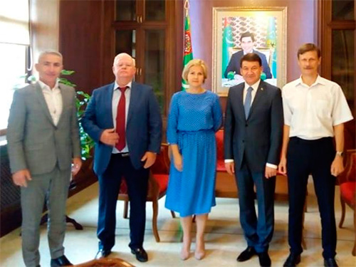 Туркменские перспективы транзитных инициатив Херсона