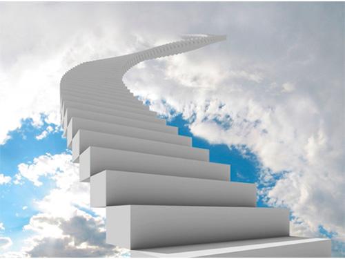 Обычная лестница как смертельный аттракцион на Херсонщине