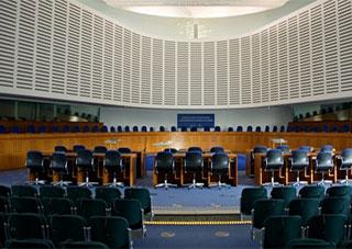 Украина занимает третье место по количеству заявлений, поданных в Евросуд по правам человека