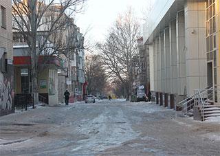 Зима по-херсонски: не убьешься, так обмерзнешь?