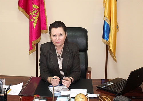 Алёна Ротова: «Мы намерены действовать исключительно в рамках Закона и в интересах Государства»