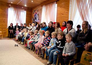 Дитячих посмішок у Каховці побільшало