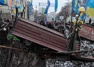 Образ Херсонщины на фоне Майдана