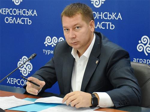 Андрій Гордєєв про децентралізацію на Херсонщині та трансляцію на Крим