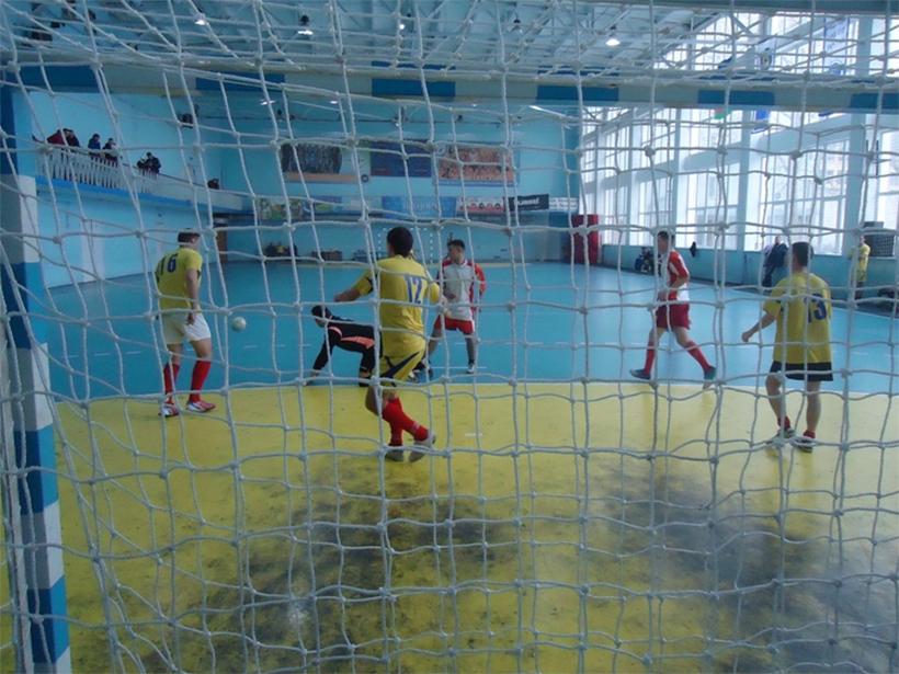 Відбувся обласний чемпіонат з міні-футболу серед команд пожежно-рятувальних підрозділів