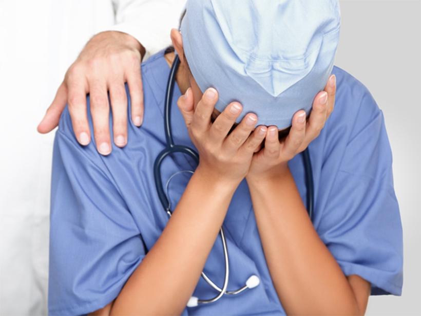 Співаковський стосовно конфліктної ситуації, яка сталася в сфері медицини у Херсоні