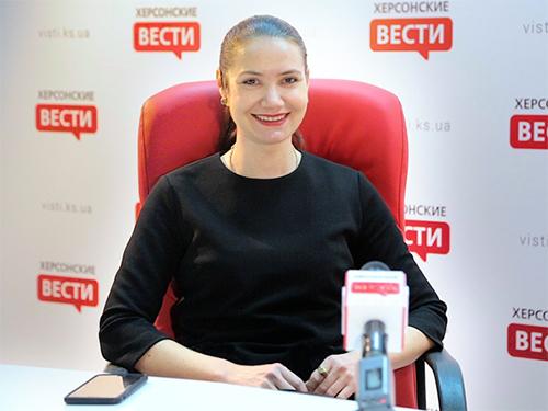 Елена Урсуленко: херсонские депутаты работают активно и эффективно