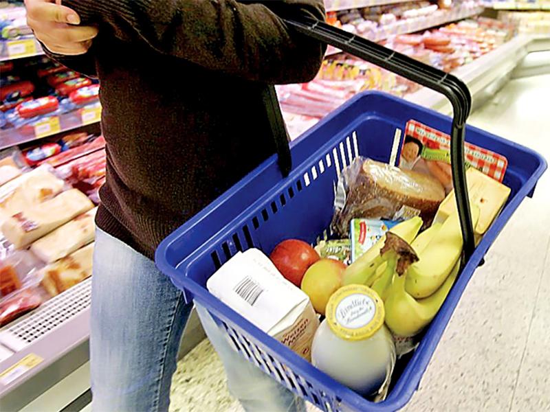 В херсонском супермаркете охрана издевалась над покупателем