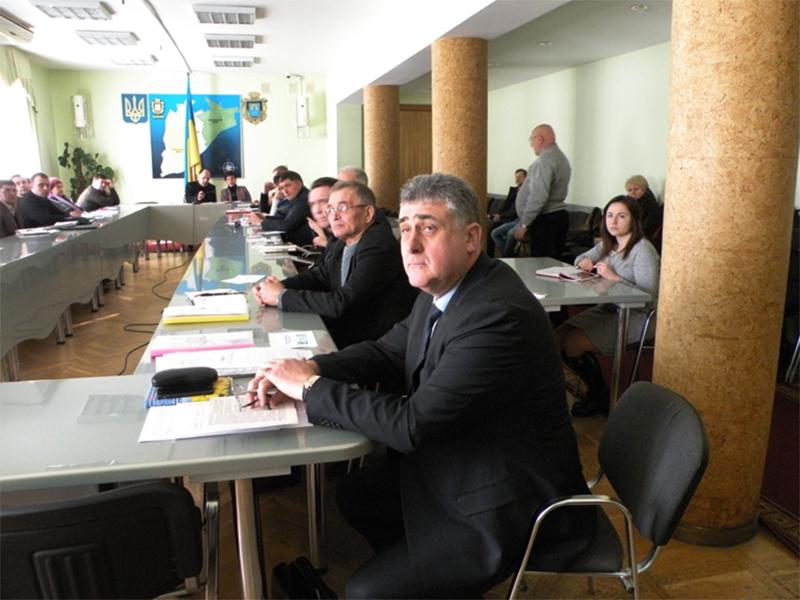В Херсонському міськвиконкомі презентували перспективи ХБК