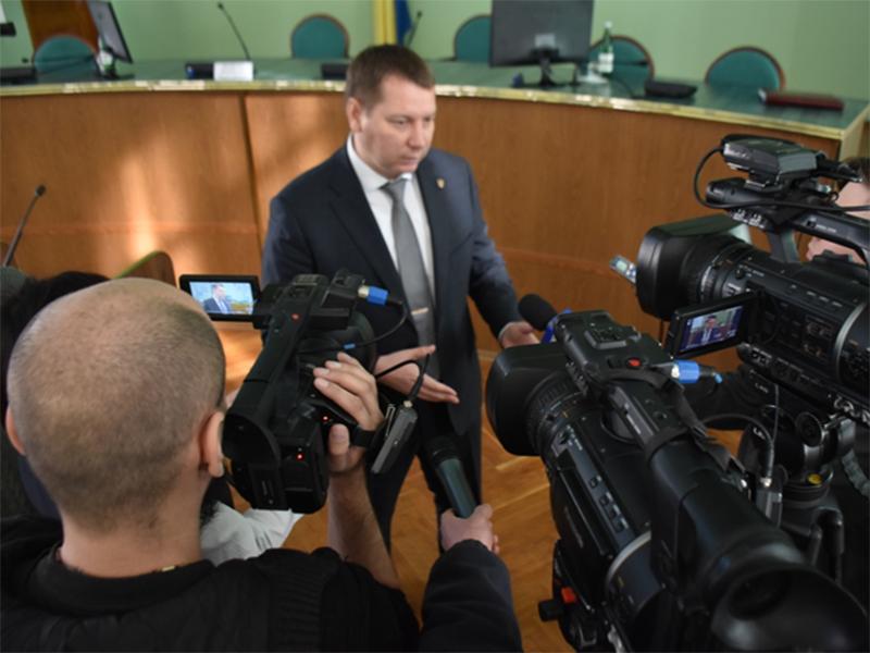 Андрій Гордєєв про стратегічні напрямки розвитку Херсонщини