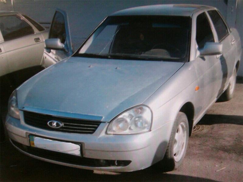 На Херсонщине обнаружен автомобиль, находящийся в розыске