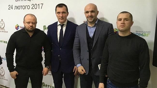 Херсонец Мангер стал вице-президентом Федерации бокса Украины
