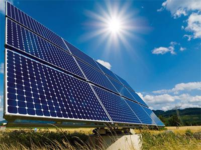 В Бериславі відкрили сонячну електростанцію