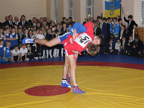 Владимир Шадрин: Мы хотим, чтоб дети могли заниматься самбо в каждой херсонской школе