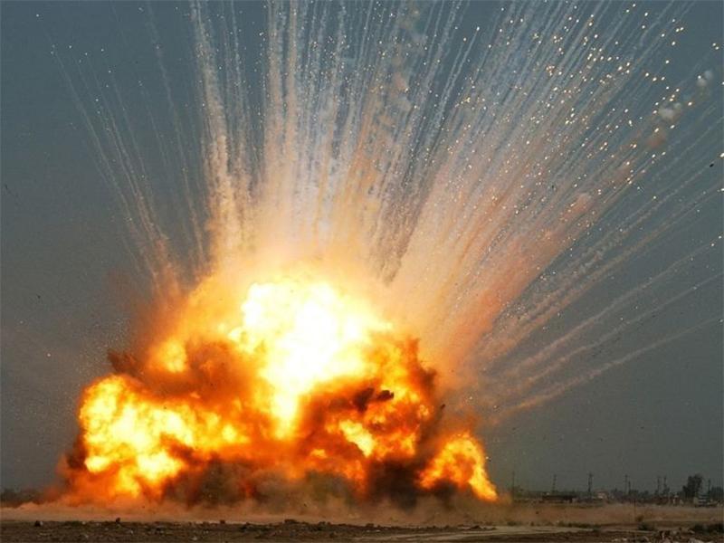 На Херсонщине сельчанин подорвался на самодельной бомбе