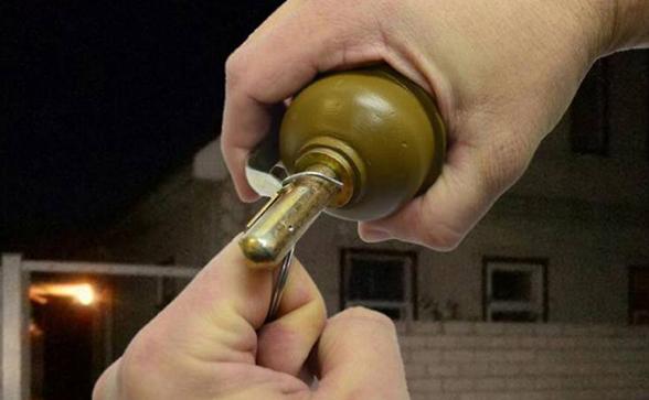 Навіть п'яні нероби можуть виявитися озброєними і розгулювати по Херсонщині