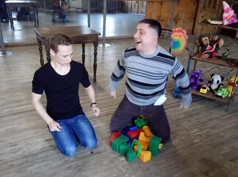 Херсонський театр вже розпочав  роботу над українсько-шведським проектом