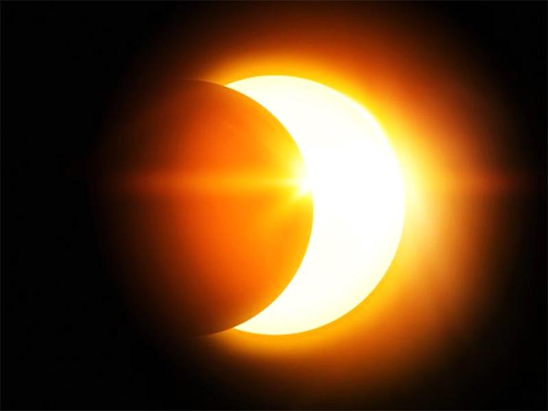 Чего ожидать херсонцам от затмения Солнца?