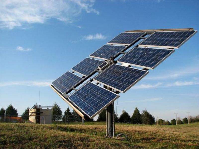 На Херсонщине разворовали солнечную электростанцию